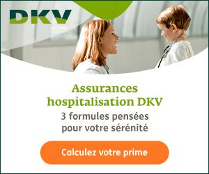 L'assurance hospitalisation DKV