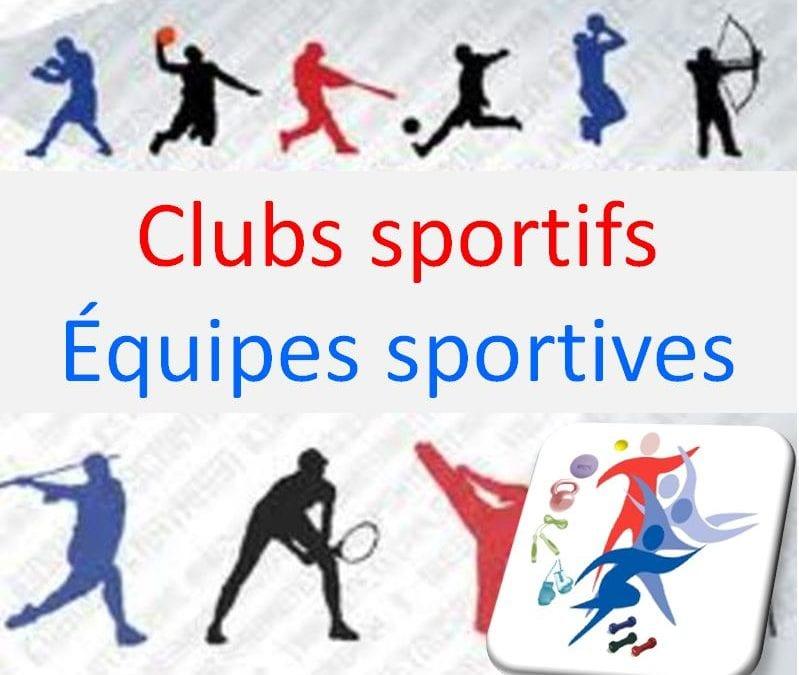 Le Package idéal pour les clubs sportifs